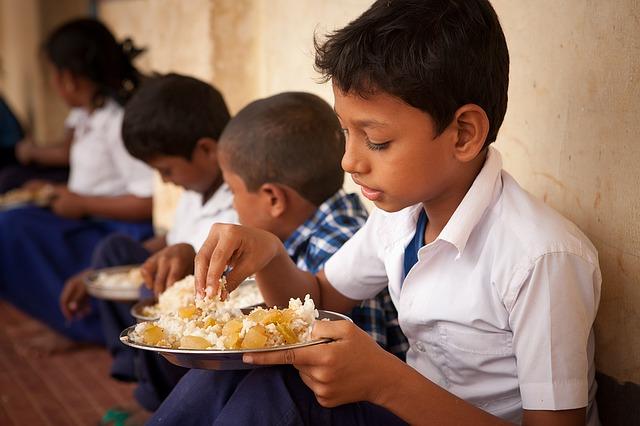 healthy foods for children