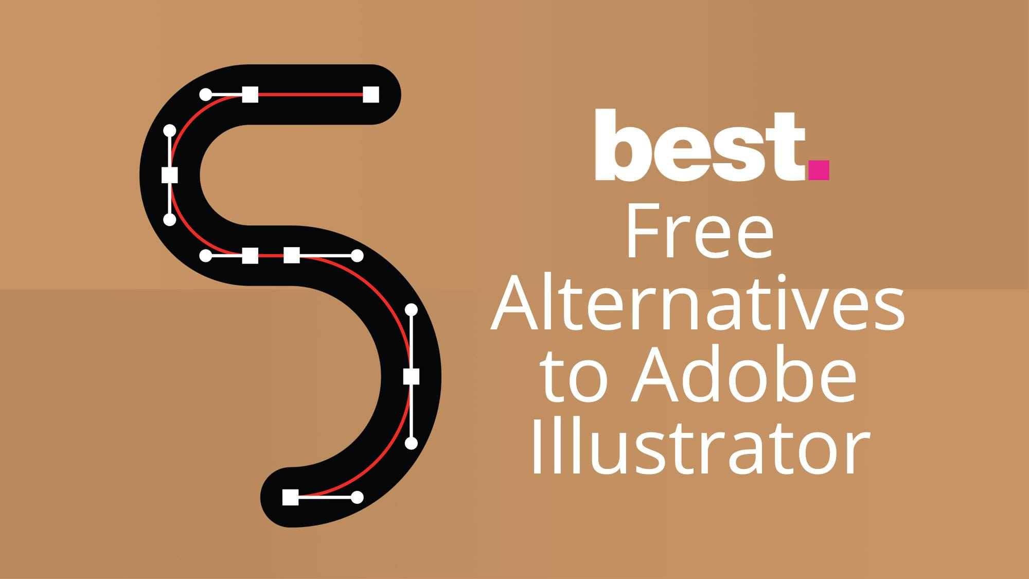 The Best alternatives to Illustrator