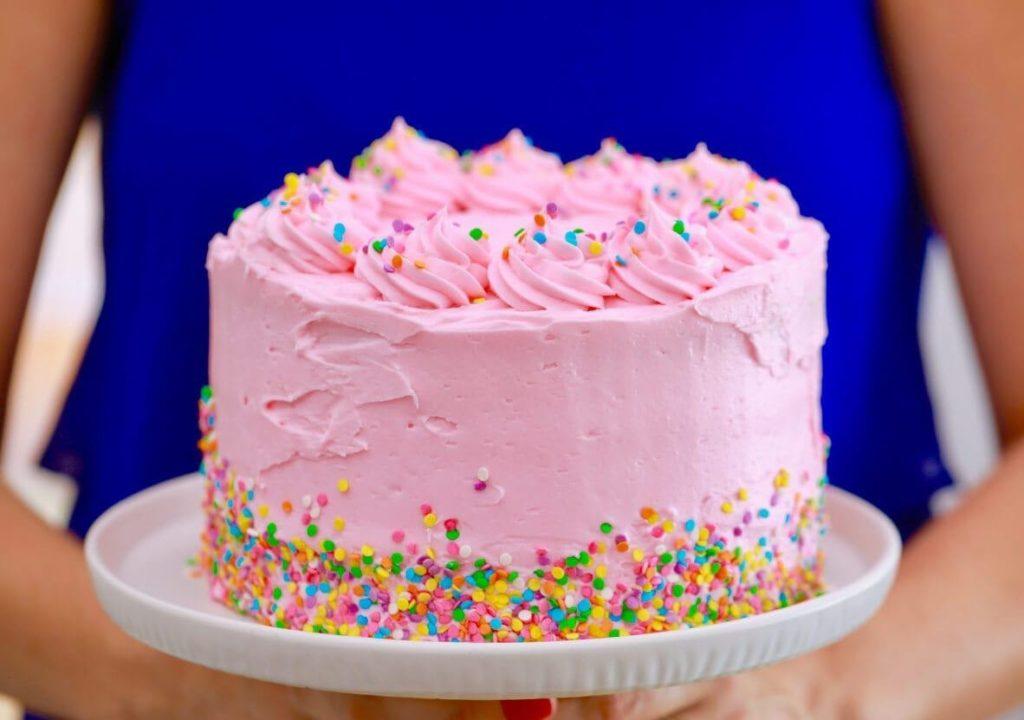 Unique Cake Flavours