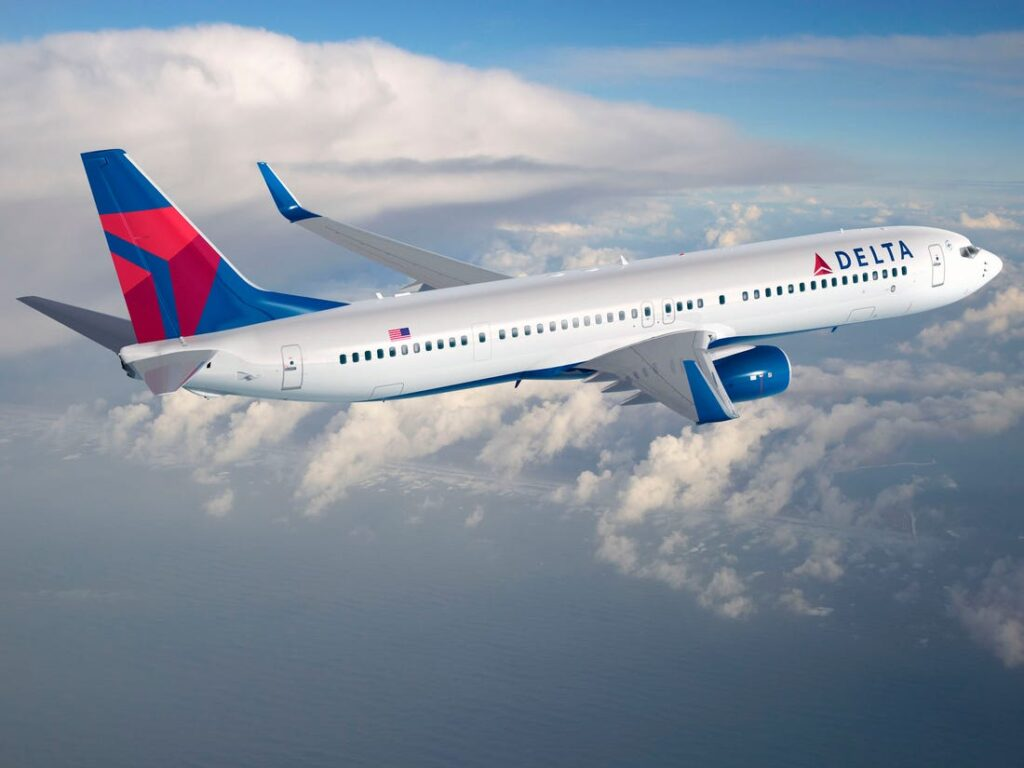 Delta Flights to Detroit